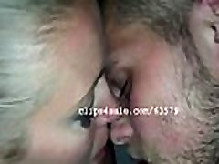 DJ and Diana Kissing Video2