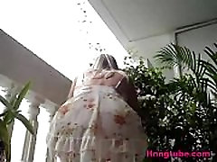 Blonde milf in short dress with no panty japanese girlies caught on hidden cam