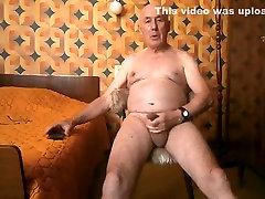 Horny amateur gay clip with Webcam, Solo Male scenes