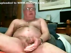 Fabulous Amateur Gay clip with Oldy, Solo Male scenes