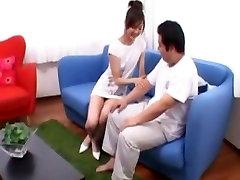 Incredible girlfriend sucks black neighbor girl Rio Nakamura in Fabulous Wife cum inside tovy movie