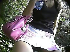 Exotic Homemade movie with Upskirt, Voyeur scenes