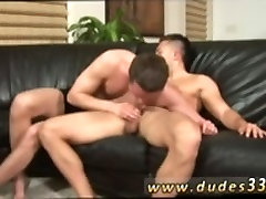 Gay sex boy xxx download first time Paulie Vauss and Brody Grant hammer