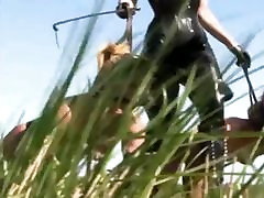 Kinky German xxx sexy video 2006 Humiliating Two Whores