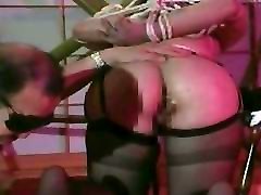 Bdsm time for chubby Japanese 1