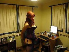 dėvėti sexy oro šeimininkė vienodas p3