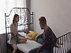 Hardcore legal age teenager hot mom son boy young