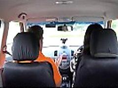 Fat amateur drunk public sex babe bangs her driving instructor
