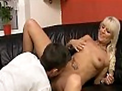 Son just turned 18 and Fucks daddy sweaty sex for the first Time