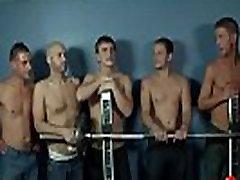 Bukkake Boys Gay Porn - Nasty bareback facial cumshot parties 8