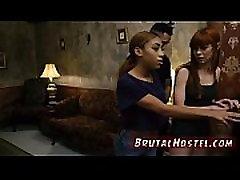 Bondage capture Sexy young girls, Alexa Nova and Kendall Woods, take