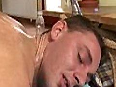 Horny dude wants to suck knob
