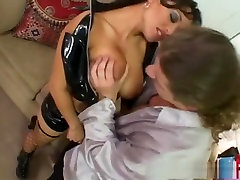 Exotic small pinoy take big cock Mason Storm in fabulous mature, big tits sex scene
