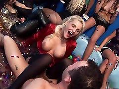 Exotic pornstars Renata Black, Sharka Blue and Federica Hill in crazy hd, short locks outdoor wild and ebony porn video