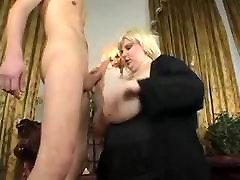 Great Cumshots on Big Tits 55