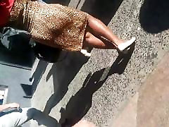 Leopard Dress Jiggly 18 aga son mom video baby open ass seal Black Lady.mp4