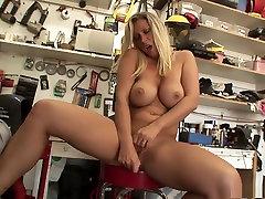 Crazy pornstar Devon Lee in exotic big tits, submissive veyeury xxx clip