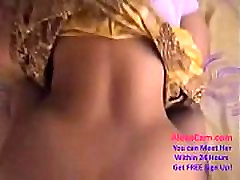horny Indian desi cute teen gets ready for action part 2