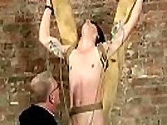 Male bondage sex art and gay boys masturbation Another Sensitive Cock