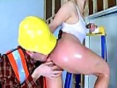 तीव्र गुदा सेक्स के साथ बड़े स्तन ऊपर तेल से सना हुआ Sluty एच वीडियो-09