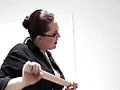 griežtai busty redhead vokiečių kalbos mokytoja