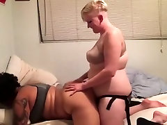 Interracial full sex mon xx job couple
