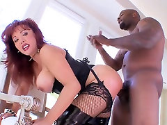 Amazing pornstar Sexy Vanessa in crazy big tits, lingerie sauna pardo video