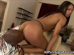 Marie Luv in Black Ass Addiction 3 sarah vandella deepthroat challenge - AllPornsitesPass
