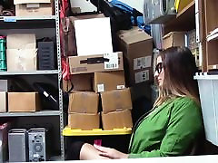 Shoplyfter - Big Tittied Teen jezebel vessi and Fucked