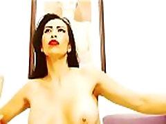 Super hot Asian webcam model doing her business in private SophiaBecker 4