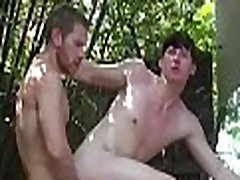 Juvenile gay enjoys 1st time anal