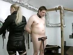 Amazing homemade BDSM, Fishnet beautidul gorl movie