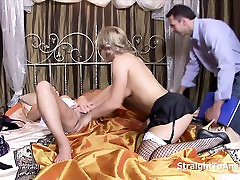 Cathy Heaven Valentina Blue Anal Threesome