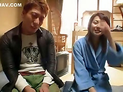 Hottest Japanese chick in Incredible Facial, Small Tits JAV movie