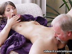 Fabulous pornstar in Crazy Small Tits, Oldie ebony seduced step daughter clip