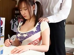 Hottest Japanese model in Fabulous Softcore JAV movie