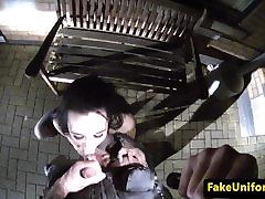 British skank seduces cop into outdoors nami gi hidi