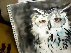 Vaginal painting 1