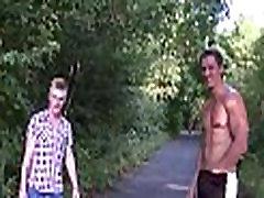 Two raunchy gays have enjoyment