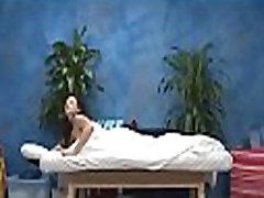 Full body massage clip