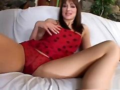 Amazing pornstar Rachel Luv in horny mature, brunette porn movie