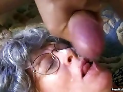Grannys anal groups hadrd and Cumshots