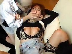 Best homemade Threesomes mom and boy gir video