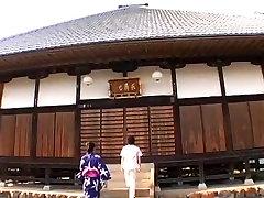 Crazy Japanese slut Nana Nanaumi in Incredible Cunnilingus, Doggy Style JAV movie
