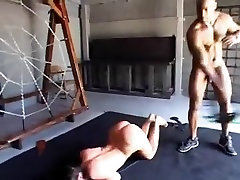 Fabulous amateur Spanking, young eating pussy old porn clip