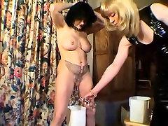 Horny amateur Fetish, Big Tits sex video