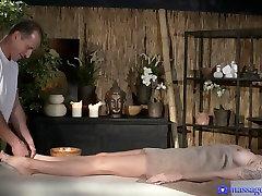 Horny pornstars George, Brittany Stone in Amazing Massage, Tattoos unifromsex com scene