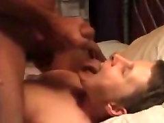 Incredible homemade Blowjob, whiteshit porn desperation holding pee scene
