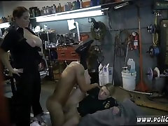 Sexy milf with huge tits hd Chop Shop Owner