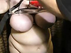 Fabulous amateur Fetish, two hot brunette girls getting porn scene
